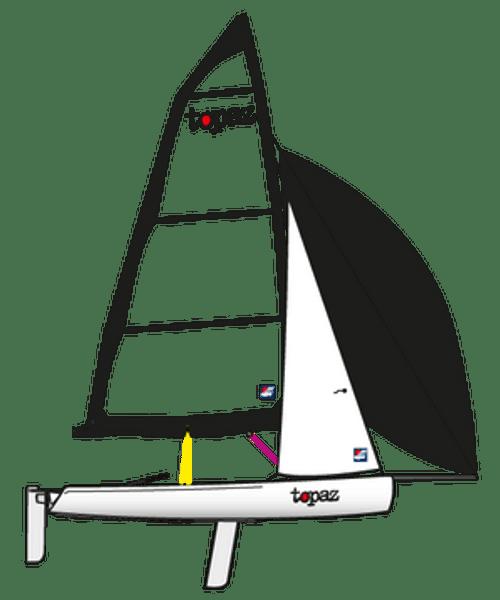 TOPAZ RACE-X