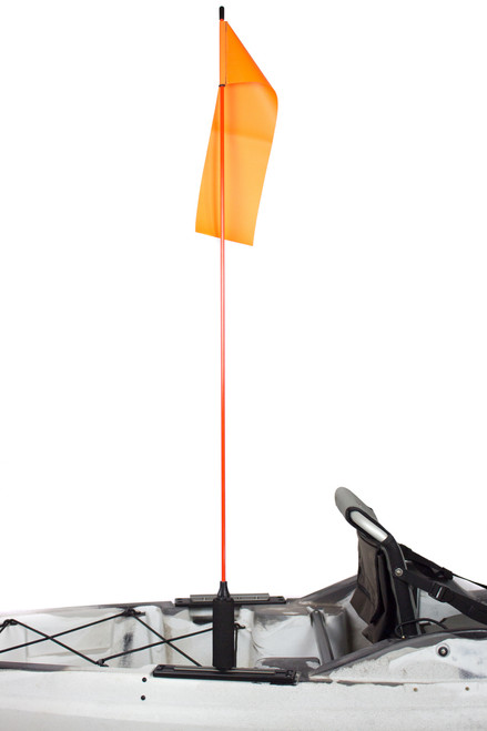 VISIFlag GearTrac Ready, Includes Mighty Mount