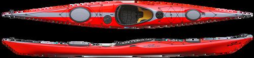 Stellar Intrepid 18' Sea Kayak SI18