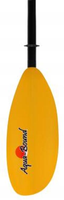 Manta Ray Fiberglass 2-Piece Snap-Button Kayak Paddle