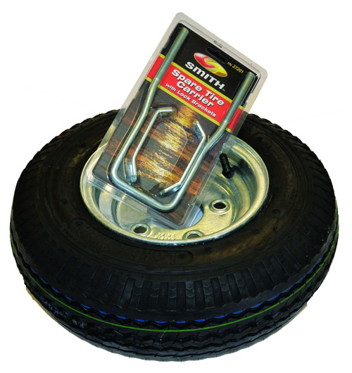 """Spare 8"""" Tire with Locking Attachment MPG565"""