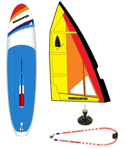 Windsurfer LT Race w/ 5.7 Rig