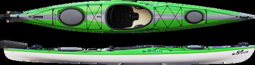 Stellar 15' Low Volume Touring Kayak (S15LV