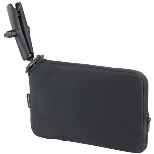 RAM Mount Seat Tough-Wedge w\/Long Double Socket Arm [RAM-B-407-201U-C]