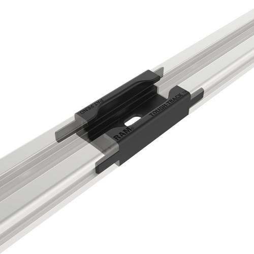 Ram Mount Center Loader for Top-Loading Aluminum Tough-Track [RAP-TRACK-EXA-CCU]