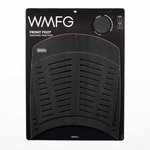 WMFG TRACTION: Front Foot Pad Grooved