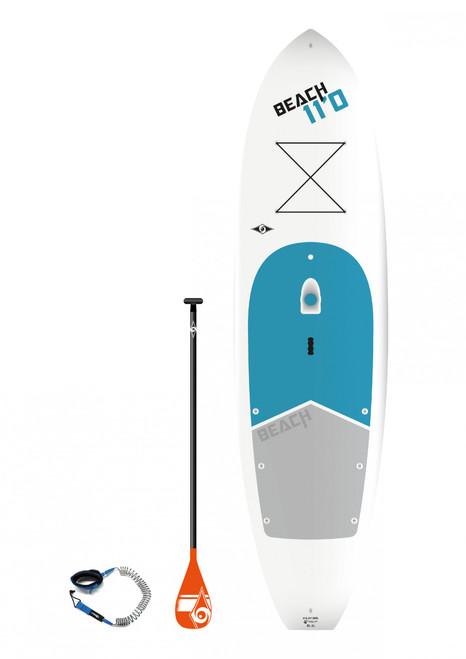 11' BEACH TOUGH-TEC COMPLETE PACKAGE (105468)