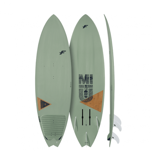 """MITU Pro Bamboo Foil 5'8"""""""