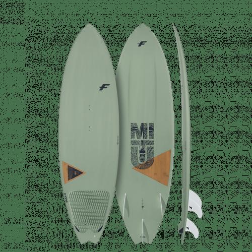 """2021 MITU Pro Bamboo 5'8"""""""