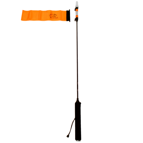 VISIPole II™, GearTrac™ Ready, Includes Flag (V2FM-FPG)