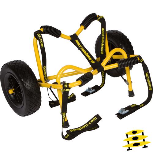 DLX Airless Cart (Mid-V™ & Flat Platform)