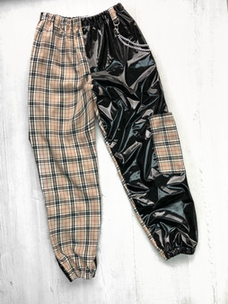 REWORKED CMO - Cargo style trousers