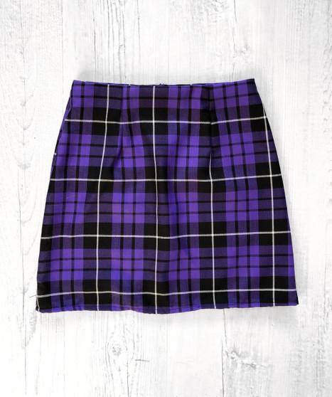 Check Me Out! Tartan skirt