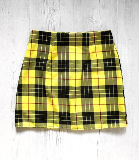 Check Me Out! Tartan skirts