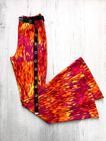 INFERNO FLARES Flares - available in lycra only