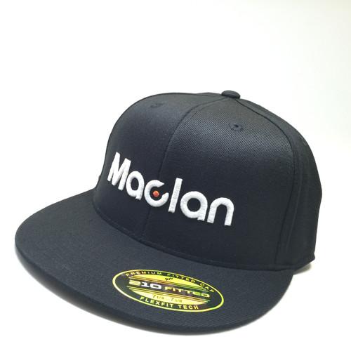 Team Maclan FlexFit Flat Bill Hat