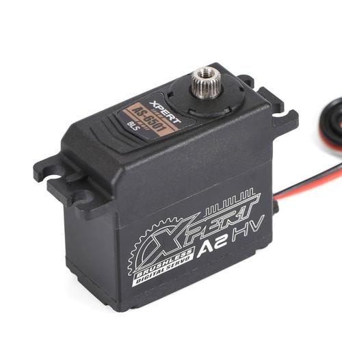 Xpert AS-6501-HV A2 Standard Size Aluminum Servo