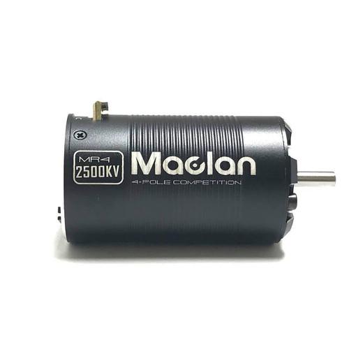 Maclan MR4 2500KV 4-Pole Competition Sensored Brushless Motor