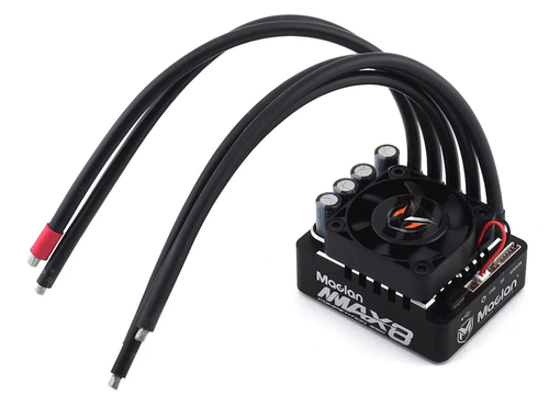 MMAX 8 COMPETITION 1/8TH 200A ESC