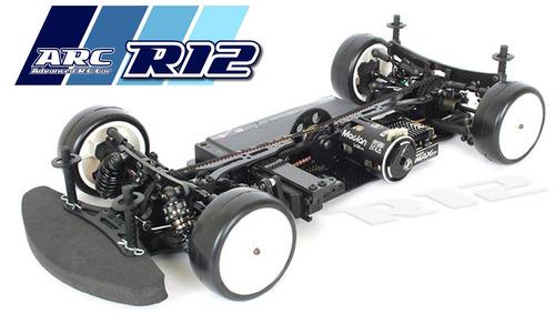 ARC R12 Car Kit (Carbon Chassis)