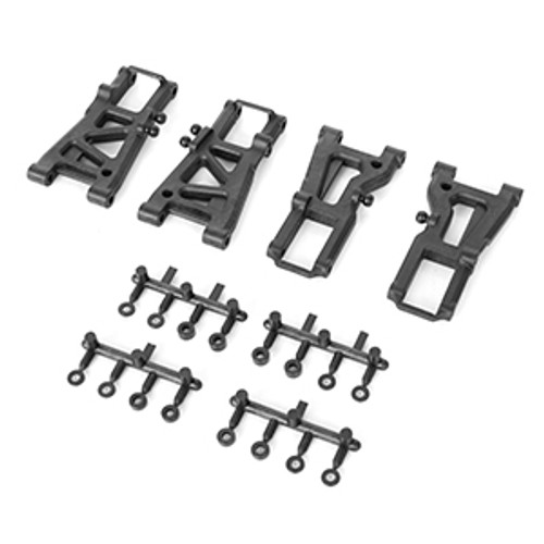 ARC R12 Low Arm Set with Shims - HARD