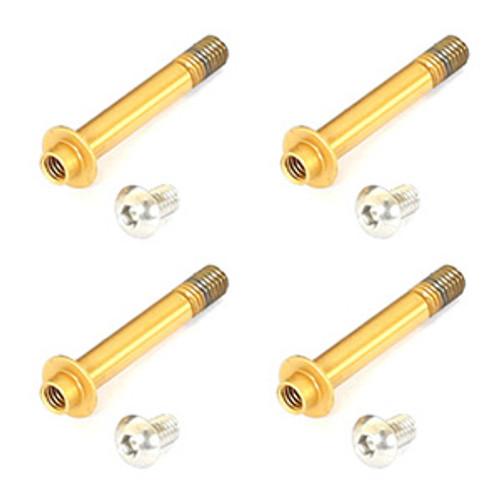 ARC Short Shock Shaft -Screw Type-Titanium Coating (4)