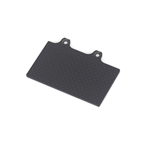ARC R12FF Floating Receiver Plate-Carbon