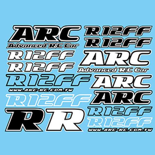 ARC R12FF Decal