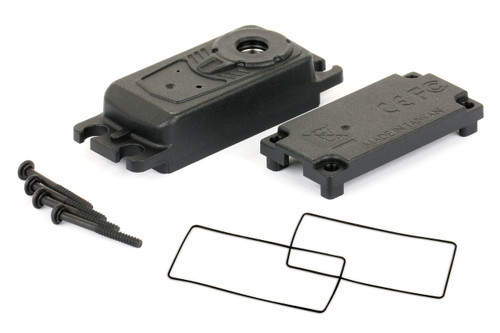 Xpert RC XP-02 PI Series Plastic Upper and Bottom Case