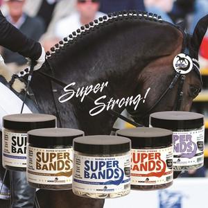 Super Bands Horse Hair Rubber Bands