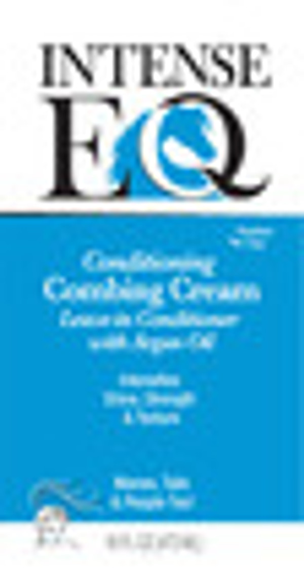 Intense EQ Combing Cream Front Label