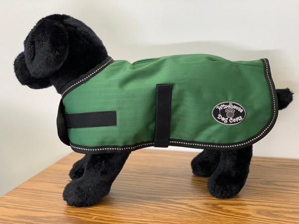 Sherpa Lined Dog Coats