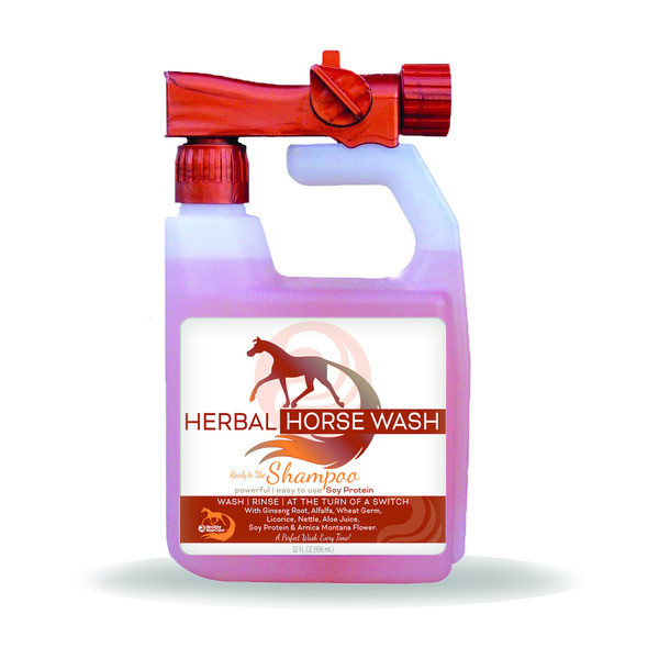 Healthy HairCare Herbal Horse Wash