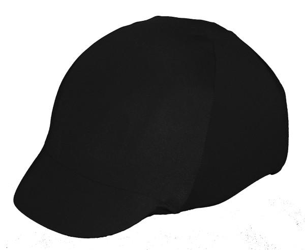 Black & Black Velvet Helmet Covers Sleazy Sleepwear