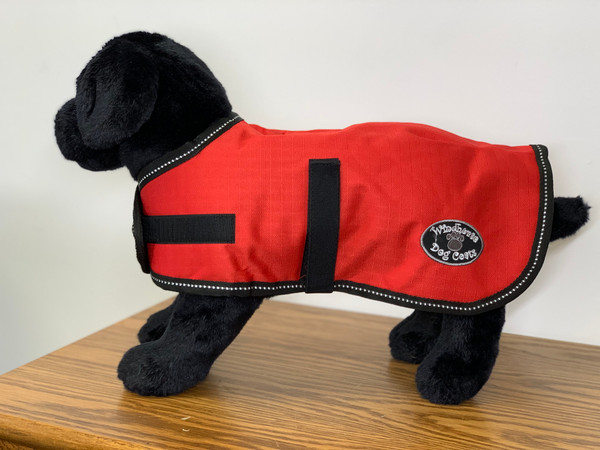 Sherpa Lined Dog Coats