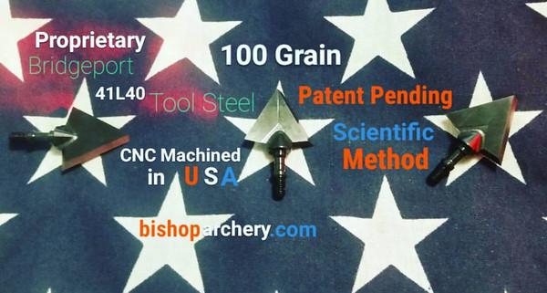 100 Grain Bridgeport 41L40 Scientific Method