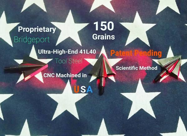 150 Grain Scientific Method Bridgeport 41L40