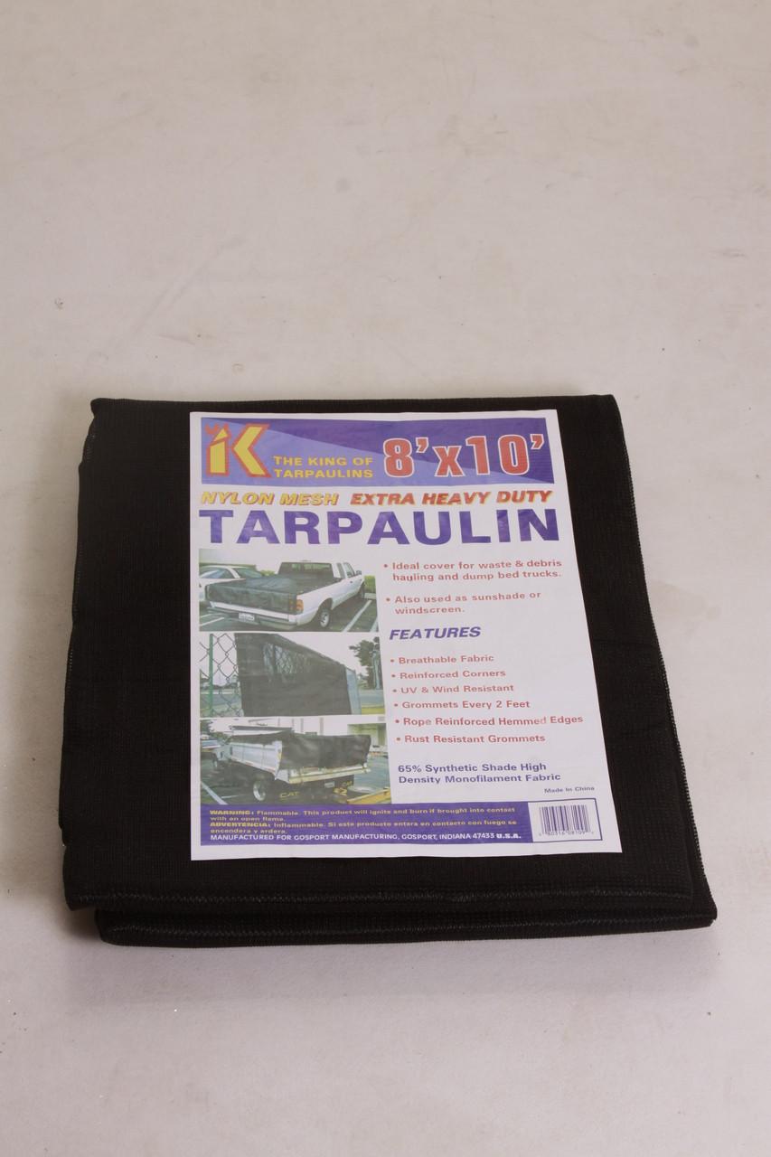 Nylon Mesh Extra Heavy Duty Tarpaulin (Imported), Sold by the Case