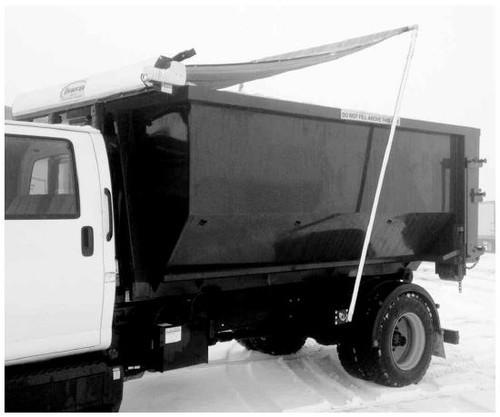 Quick-Flip Waste Tarp Systems