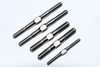 FP 2148 Lunsford Titanium Buggy Turnbuckle Set (5pcs): X8WE/8, X8E