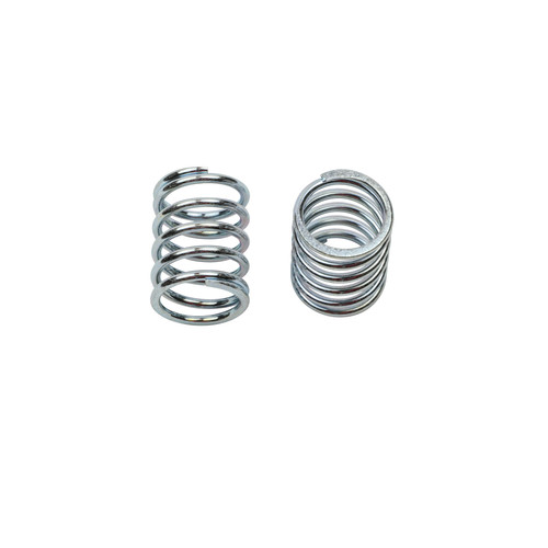 T2505 Front Shock Spring (Silver): MTX6