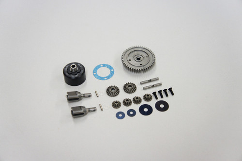 E2209 Center Differential Set: X7
