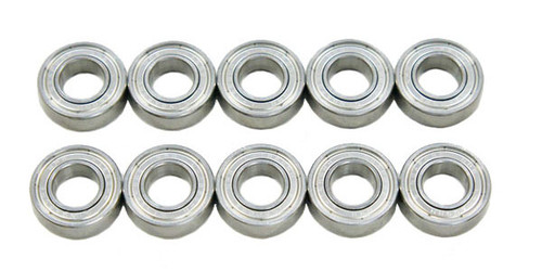 E2602/1 8X16X5 Bearings (NMB) 10pcs: