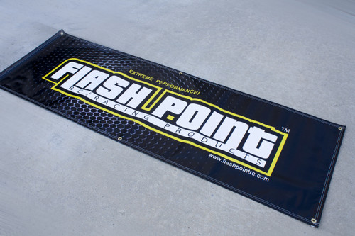 FP3001 Flash Point Banner 2' x 6'