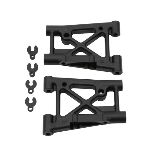 T2119-B Rear Lower Suspension Arm L/R (Hard): MTX6R