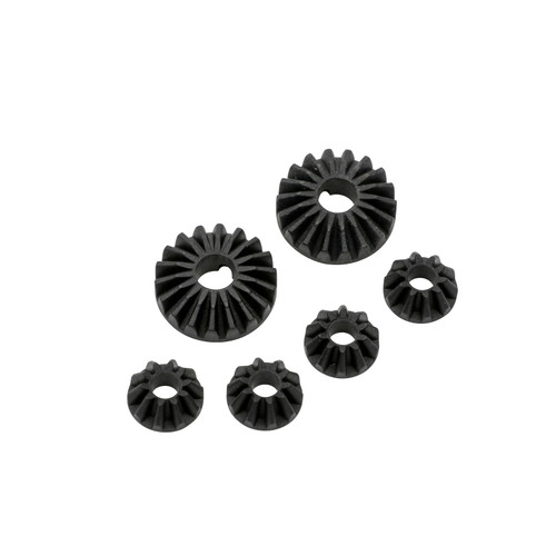 T2203 Internal Diff Gears (2 Small/2 Big): MTX5