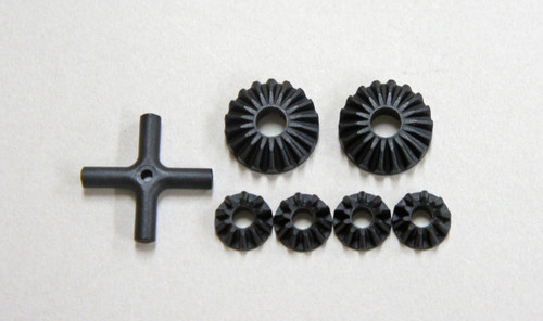 A2230 Diff. Gears & Cross Shaft: MTC1