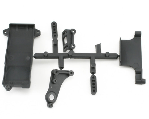 H0373 Radio/Battery Mounting Parts: MRX4