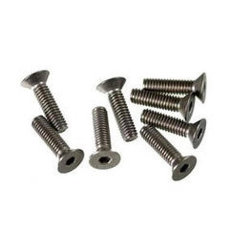 B0756T SJG 3x14 Titanium F/H Cap Screw (8pcs)