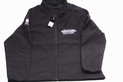 M0263 (3XL) Mugen Seiki Softshell Jacket in Black